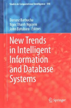 New Trends in Intelligent Information and Database Systems (Hardcover)