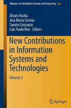 New Contributions in Information Systems and Technologies (Paperback)