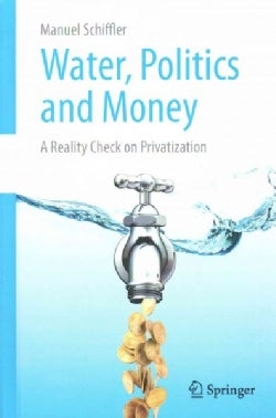 Water, Politics and Money: A Reality Check on Privatization (Hardcover)