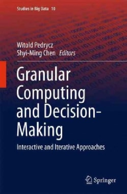 Granular Computing and Decision-making: Interactive and Iterative Approaches (Hardcover)