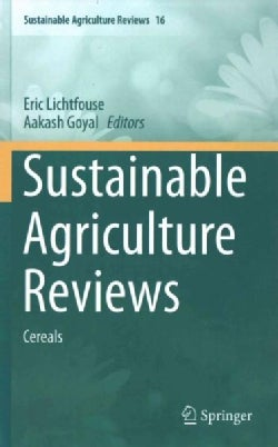 Sustainable Agriculture Reviews: Cereals (Hardcover)