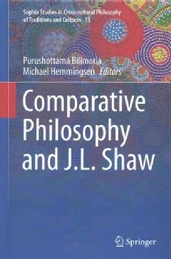 Comparative Philosophy and J. L. Shaw (Hardcover)