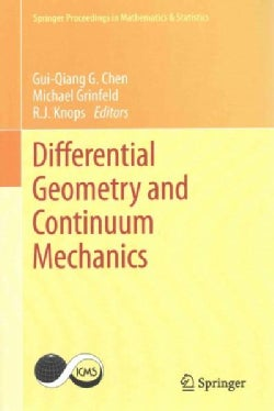 Differential Geometry and Continuum Mechanics (Hardcover)