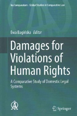 Damages for Violations of Human Rights: A Comparative Study of Domestic Legal Systems (Hardcover)