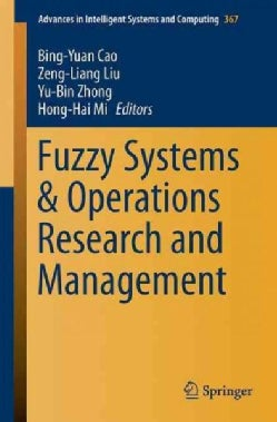 Fuzzy Systems & Operations Research and Management (Paperback)