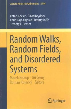 Random Walks, Random Fields, and Disordered Systems (Paperback)