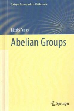 Abelian Groups (Hardcover)