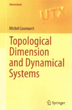 Topological Dimension and Dynamical Systems (Paperback)