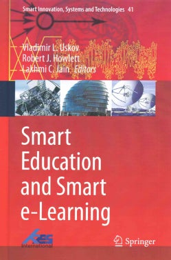 Smart Education and Smart E-learning (Hardcover)