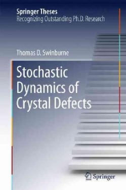 Stochastic Dynamics of Crystal Defects (Hardcover)