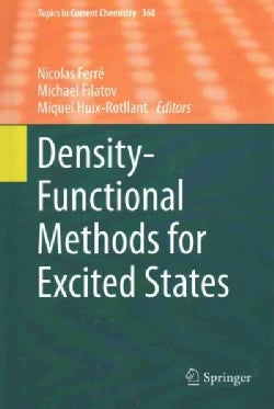 Density-functional Methods for Excited States (Hardcover)
