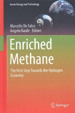 Enriched Methane: The First Step Towards the Hydrogen Economy (Hardcover)