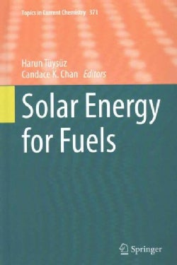 Solar Energy for Fuels (Hardcover)