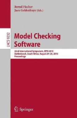 Model Checking Software: 22nd International Symposium, Spin 2015 (Paperback)