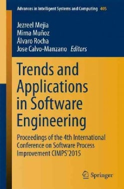 Trends and Applications in Software Engineering: Proceedings of the 4th International Conference on Software Proc... (Paperback)