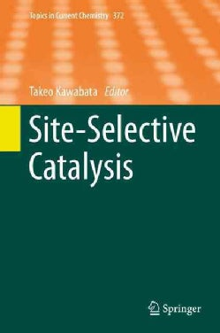 Site-selective Catalysis (Hardcover)