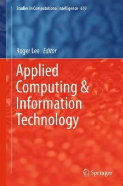Applied Computing & Information Technology (Hardcover)