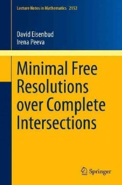 Minimal Free Resolutions over Complete Intersections (Paperback)