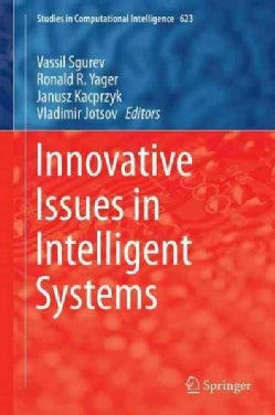 Innovative Issues in Intelligent Systems (Hardcover)