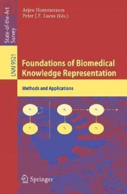 Foundations of Biomedical Knowledge Representation: Methods and Applications (Paperback)