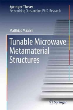 Tunable Microwave Metamaterial Structures (Hardcover)