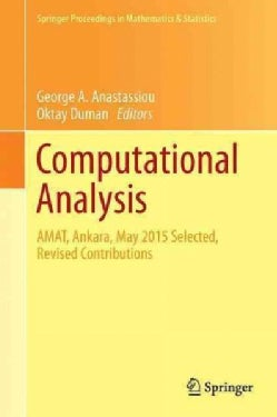 Computational Analysis: Amat, Ankara, May 2015 Selected Contributions (Hardcover)