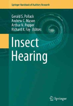 Insect Hearing (Hardcover)