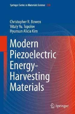 Modern Piezoelectric Energy-Harvesting Materials (Hardcover)