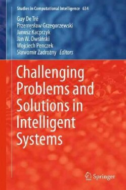 Challenging Problems and Solutions in Intelligent Systems (Hardcover)