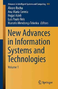 New Advances in Information Systems and Technologies (Paperback)