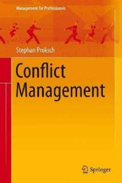 Konfliktmanagement Im Unternehmen (Hardcover)