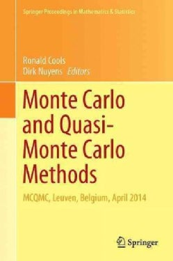 Monte Carlo and Quasi-monte Carlo Methods: Mcqmc, Leuven, Belgium, April 2014 (Hardcover)