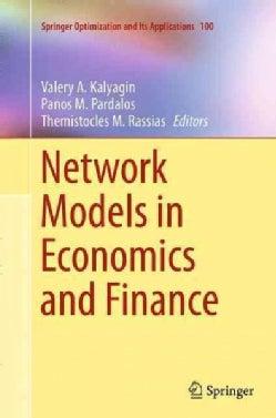Network Models in Economics and Finance (Paperback)