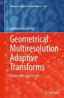 Geometrical Multiresolution Adaptive Transforms: Theory and Applications (Paperback)