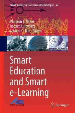 Smart Education and E-learning 2016 (Hardcover)