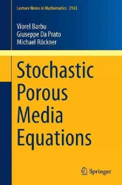 Stochastic Porous Media Equations (Paperback)