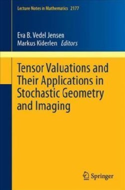 Tensor Valuations and Their Applications in Stochastic Geometry and Imaging (Paperback)
