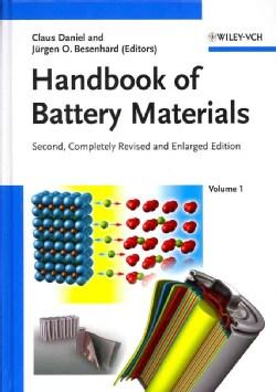 Handbook of Battery Materials (Hardcover)