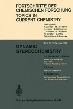 Dynamic Stereochemistry (Paperback)
