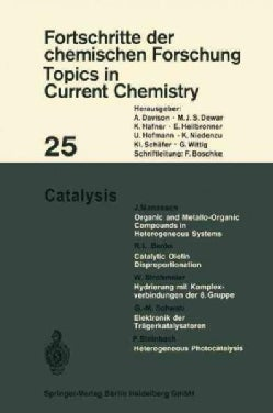 Catalysis (Paperback)