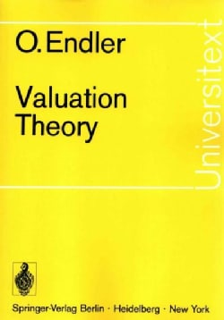 Valuation Theory (Paperback)