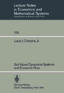 Set Valued Dynamical Systems and Economic Flow (Paperback)