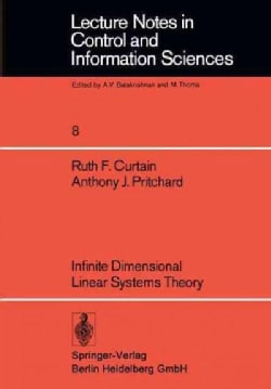 Infinite Dimensional Linear Systems Theory (Paperback)