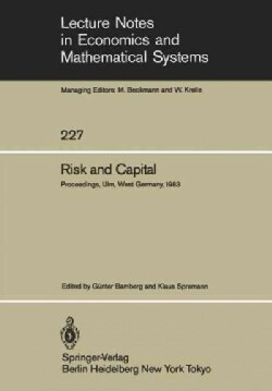Risk and Capital: Proceedings of the 2nd Summer Workshop on Risk and Capital Held at the University of Ulm, West ... (Paperback)