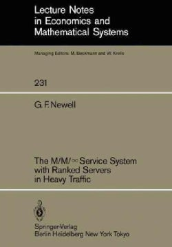 The M/M/?service System With Ranked Servers in Heavy Traffic (Paperback)