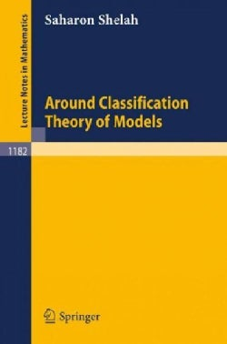Around Classification Theory of Models (Paperback)