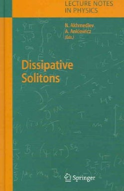 Dissipative Solitons (Hardcover)