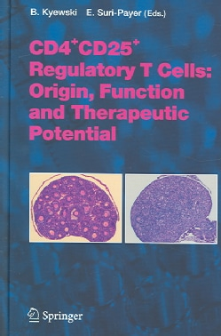CD4+CD25+ Regulatory T Cells: Origin, Function And Therapeutic Potential (Hardcover)