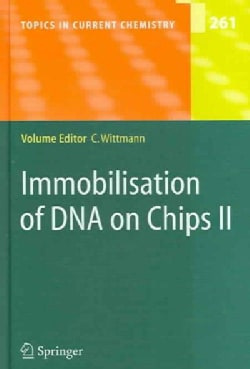 Immobilisation of DNA on Chips II (Hardcover)