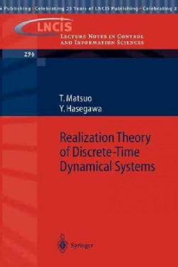 Realization Theory of Discrete-Time Dynamical Systems (Paperback)